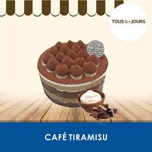 [DESSERT] Cafe Tiramisu /Tous Les Jours /TLJ