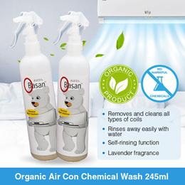 Obasan Organic Air Con Chemical Wash 245ml