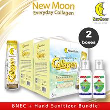 Everyday Collagen Drink with Bird Nest and Honey 2 x 6s x 250ml + Borsch Med Hand Sanitizer 2 x 50ml