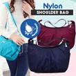 [INSTOCK SG] 1+1 Gift Waterproof Anti-Thief Sling ☆ Functional ☆ Ladies Shoulder Bag   Messenger