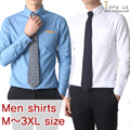 Slim Fit SHIRTS★KOREA Mens Shirts Solid Check/classic lapel/solid/Slim Line KOREA