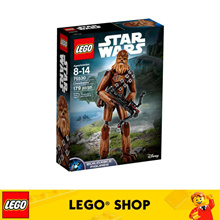LEGO Constraction Star Wars Chewbacca - 75530