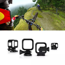 Gopro Hero4 Session Standard Protection Frame Mount Protective Housing Case Cover for GoPro Hero 4 S