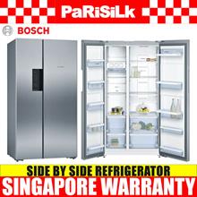 Bosch KAN92VI35O VarioInverter Side by Side Fridge (661L) - Singapore Warranty