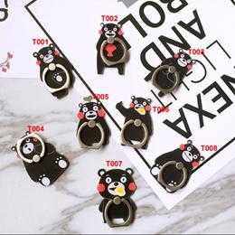 [SG SELLER] ★Suit All Phone Covers!★ Kumamon Bear Series 2 Phone Ring Stand Phone Holder