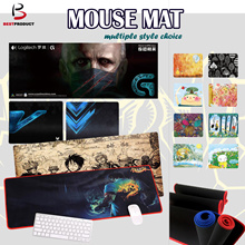 ★FAQ★Computer Game★Mouse Pads/Mouse Mat★100% Original authentic★Rapoo/Logitech Style/Cartoon/League of Legends/Life/ColorFul Style★Very Nice Feel★waterproof★durable★