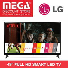 LG 43/49/55/65 INCH FULL HD SMART LED TV / WebOS 3.5 / LOCAL WARRANTY