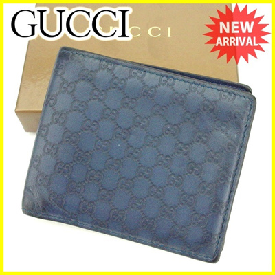 af15c284a27 Gucci Gucci Folded Folded Wallet Folded Wallet Ladies  Men  s Available Gucci  Shima Blue