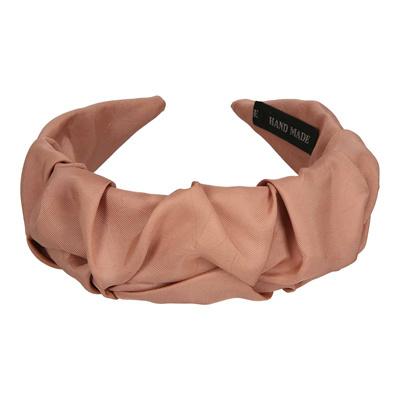 PARISIENNE - Dusty Pink Ruffle Headband