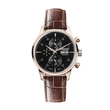 INGERSOLL COLUMBIA NO.1 AUTOMATIC IN2819RBK ROSE GOLD MENS WATCH
