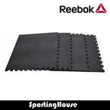 Reebok Interlock Floor Guard * Set of 4pcs covering area of 120x120cm * each 61x61x1.4cm