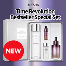 [Pharos]★MISSHA★ Time Revolution Bestseller Special Set / The First Treatment Essence