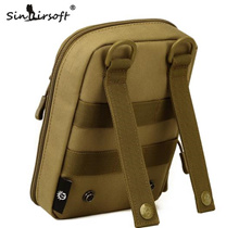 Molle bag Tactical Pouch  Nylon Pouch Portable Outdoor Hiking Travel Military Sport Waist bags