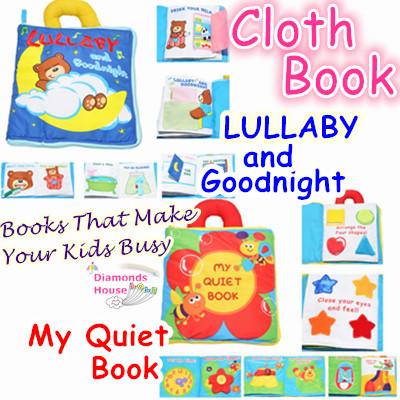 Qoo10 My Quiet Book Baby Maternity