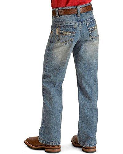 796c49aeda3 (Cinch) Cinch Boys Tanner Regular Cut Jeans 4-7 - Mb16942001ind