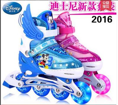 1163ae4119 Mandys full suit children skates roller skates skate shoes for men and  women skate skates adjustable