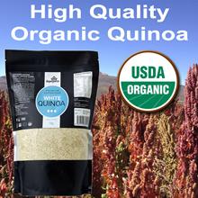 ★SPECIAL DEAL★2KG FOR $30 ★SUPERFARM★USDA Organic Certified High Quality Quinoa 1KG