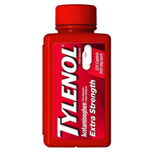 Tylenol Extra 500mg 325 Caplets/Direct shipping to the US/Orders before 4pm on weekdays, same day shipping