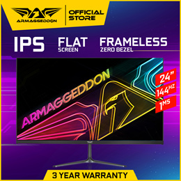 ⭐️🔥Best Value Monitor   144Hz   FHD   5ms   Free Sync   XF24HD [🇸🇬Stock][Next Day Shipping]🔥⭐️