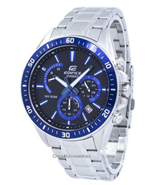 [CreationWatches] Casio Edifice Chronograph Quartz EFR-552D-1A2V EFR552D-1A2V Mens Watch
