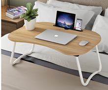 Movable Computer Laptop Table/Minimalist Stylist Height Adjustable Computer Laptop Foldable desk
