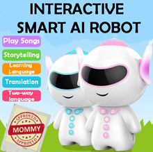 ★HOT PRODUCT NEW LAUNCH !!!★Smart Artificial Intelligence (AI) Robot for Kids !! Makes learning fun