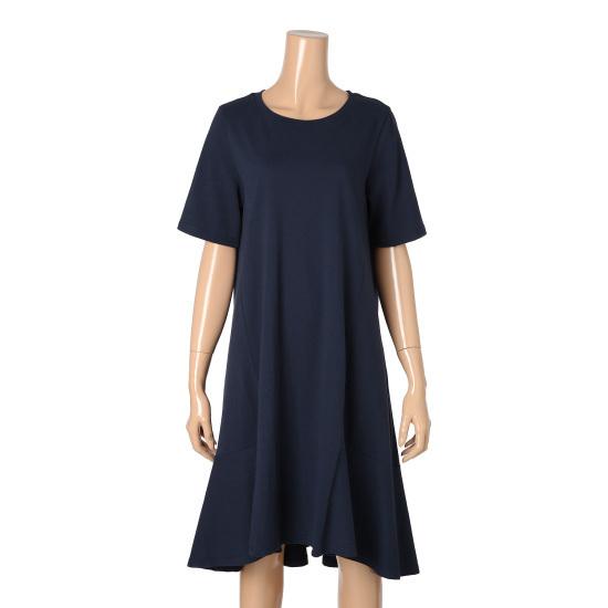 塔問題ミッダンオンバルフレアワンピースTH2SX51 面ワンピース/ 韓国ファッション