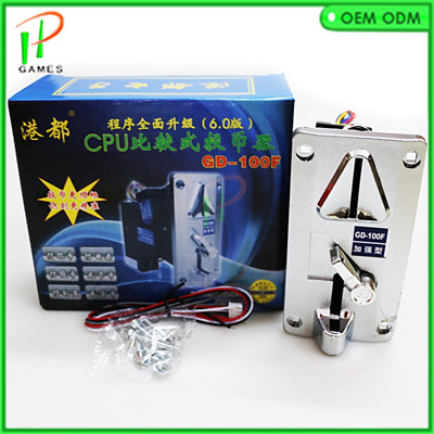 Qoo10 - High Quality Plastic Electronic Coin Acceptor CPU