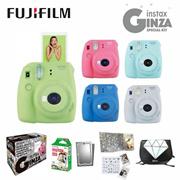 FUJIFILM INSTAX MINI 9 (GINZA PACKAGE) WITH SPECIAL GIFT (FUJIFILM MALAYSIA WARRANTY)