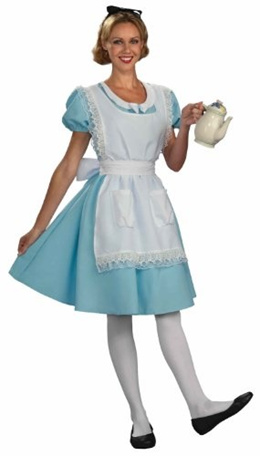 (Forum Novelties) Forum Alice In Wonderland Alice Costume-