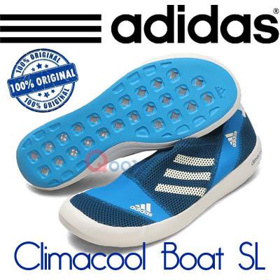 Qoo10 - Sepatu Adidas CLIMACOOL BOAT SL MEN WOMEN ... 05ec2b89d4