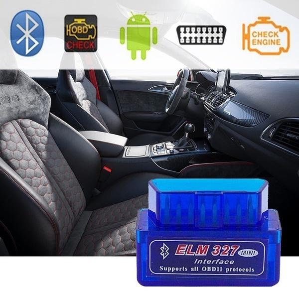 Mini Elm327 Obdii Car Bluetooth V2 1 Obd2 Car Diagnostic Scanner Repair Equipment