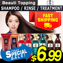 ★Today 10th Restocked!★Qoo10 Lowest Price★[RYO] Korea No.1 Oriental Herb Hair Care Shampoo