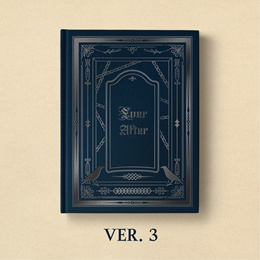 NUEST NUEST - Happily Ever After [ver. 3] CD+2Photocards+Postcard+Folded Poster+Free Gift