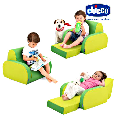 Chicco Baby Sofa Armchair Sofabed Folding Kids