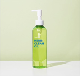 [Manyo Factory ]★Herb Green Cleansing Oil 200ml★ 100% plant oils from the nature !