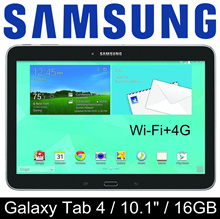 [GSS] Samsung Galaxy Tab 4 / 10.1 inch / Wi-Fi+4G / 1.5GB RAM / 16GB ROM / Refurbished set