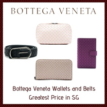 Bally and Bottega Veneta Small Leather goods and Belts (Available In 29 Options)