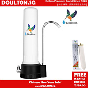 Doulton HCP Biotect Ultra Natural Healthy Minerals Water Filters System Doulton Water Filters