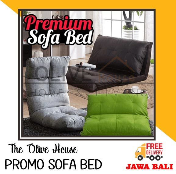 [New Item] Sofa Bed Ray Z6082J GREY Deals for only Rp1.100.000 instead of Rp1.325.300
