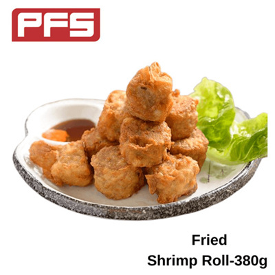 [WEE KAI Fried Shrimp Roll]-380g/pkt