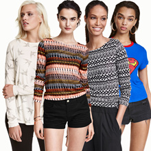 [Atasan Wanita Branded] Kaos T-shirt Pakaian Wanita Branded Asli dan harga murah! Limited Stock.