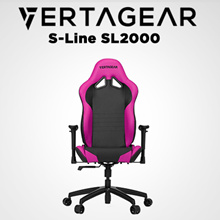 Vertagear Racing Series S-Line SL2000 Gaming Chair (Pink)