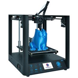 Tronxy D01 Industrial Linear Guides 3D Printer Ultra-quiet Motherboard Support Flexible Filament