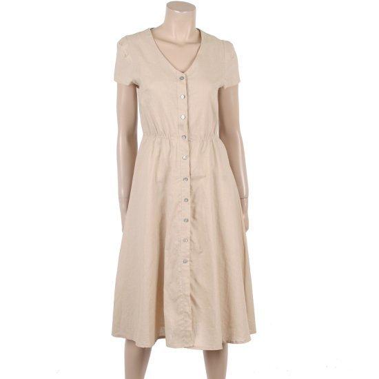 ディデムオードリー・フレアワンピースLW1707501 面ワンピース/ 韓国ファッション