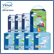 [Free Fairprice Voucher][TENA Official][Free Shipping] TENA Adult Diapers Full Range