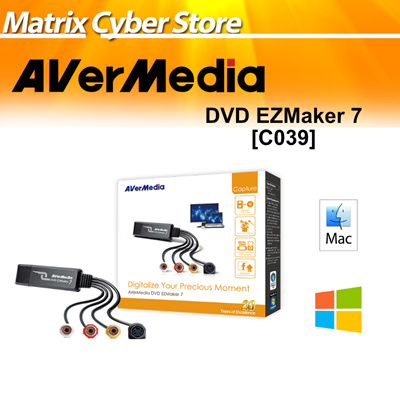 AVERMEDIA C039 DRIVERS DOWNLOAD