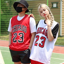 [TPO801] Unisex Chicago mesh basketball nike 4color from to korea fashion style