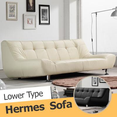 Pcs 123cm Hermes Low Sofa Sofabed
