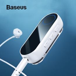 Baseus Bluetooth transmitter Wireless Bluetooth Receiver for Earphone Headphone Speakr 3.5 Aux Bluet